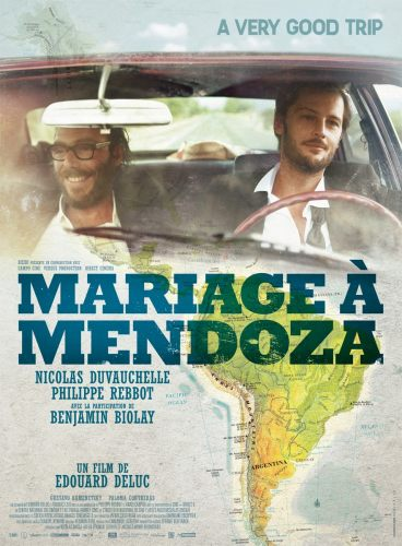 Свадьба в Мендосе