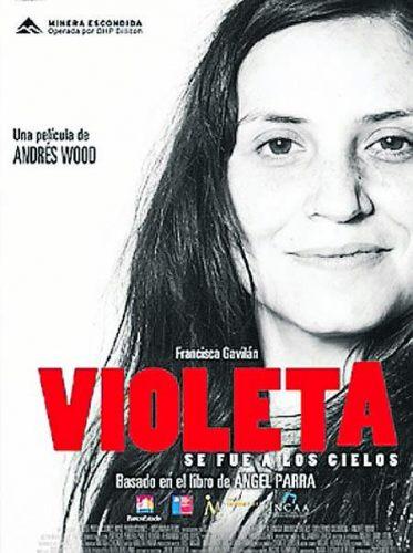 Виолета отправляется на небеса