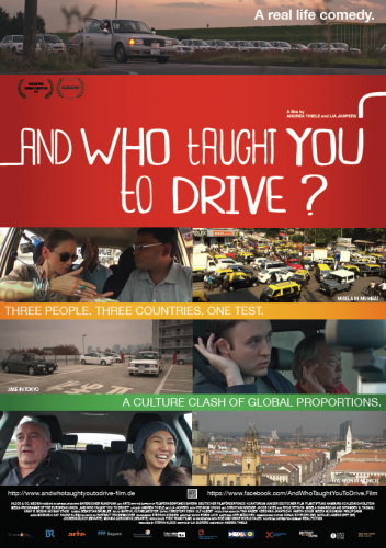 Кто учил тебя водить?