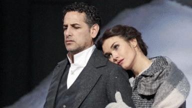 Венская государственная опера: Лючия ди Ламмермур