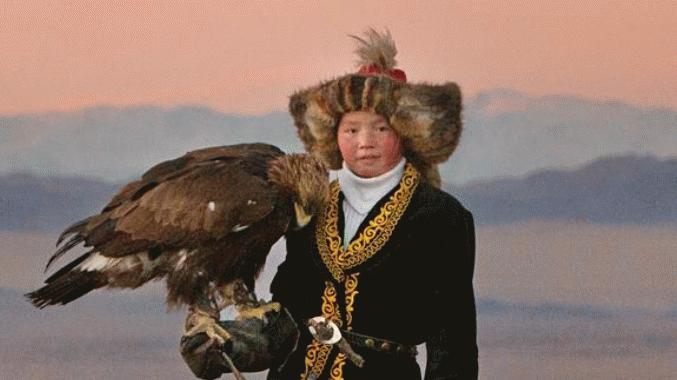Укротительница орлов