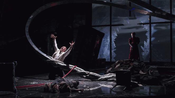 ROH опера: Валькирия