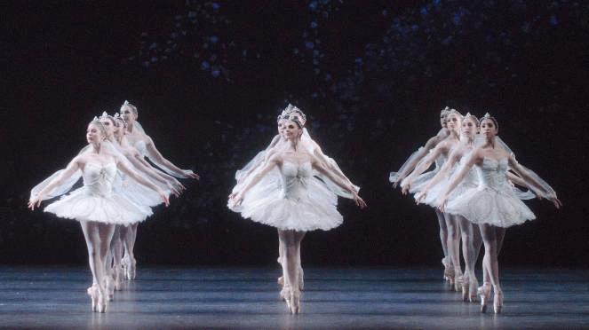 ROH балет: Баядерка