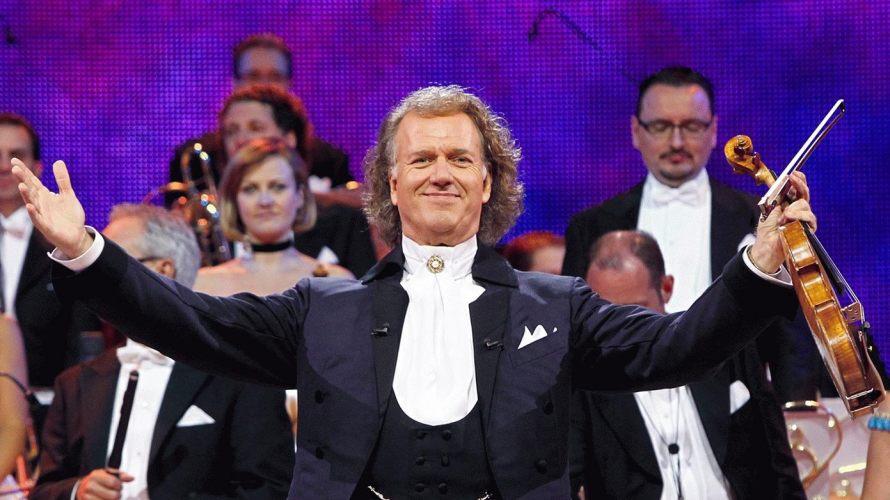 Андре Рьё: Концерт в Маастрихте 2016