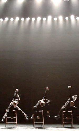 Let's Dance! Израиль и современный танец