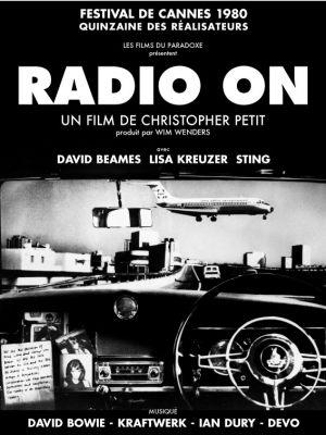 Включенное радио