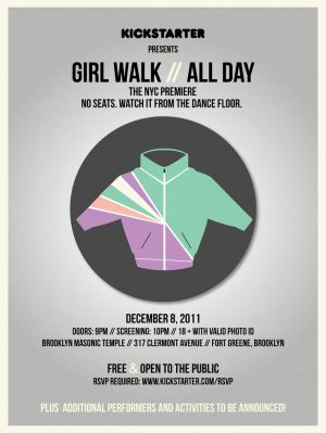 Girl Walk // All Day